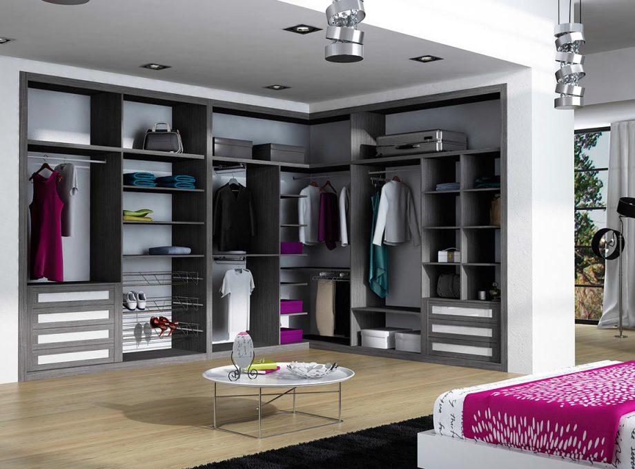 Armarios vestidores a medida en madrid armarios madrid for Diseno de armarios online