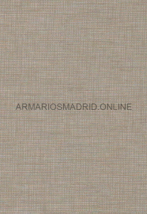 Melamina Textil Cancún para Interior de armario a medida y vestidor