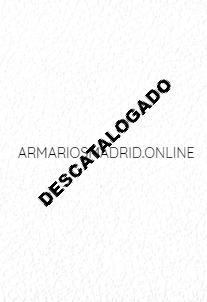 Melamina Cuero Blanco para Interiores de armarios a medida y vestidores