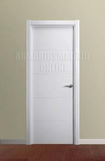 Puerta lacada en blanco modelo Mapi. Oferta, ARTEVI, PROMA, MAPI, SAN RAFAEL