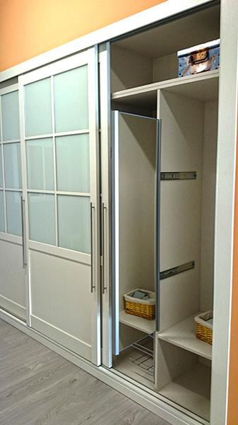 Interiores de armarios empotrados a medida armarios madrid - Organizar armarios empotrados ...