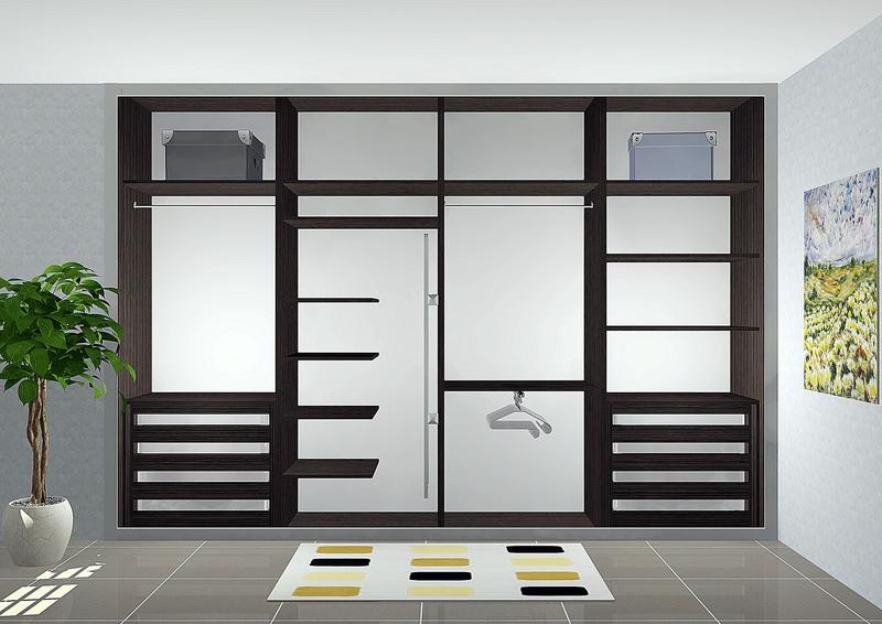 Interiores de armarios empotrados a medida armarios madrid - Armarios empotrados interiores ...