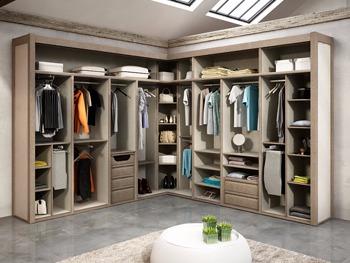 Armarios vestidores a medida en madrid armarios madrid - Armario ropero esquinero ...