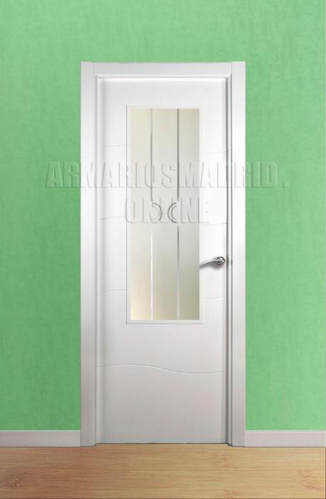 Precio puertas lacadas en blanco best puerta lacada for Precio puertas interior instaladas
