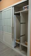 Detalle de interior de armario a medida