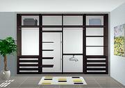 1 ejemplo de distribución de interior de armario empotrado modular