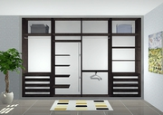 2 ejemplo de distribución de interior de armario empotrado modular