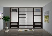 3 ejemplo de distribución de interior de armario empotrado modular