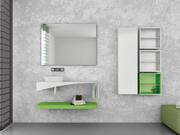 Mueble de baño serie Flow