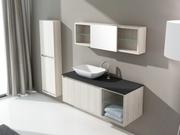 Mueble de baño serie Madeira